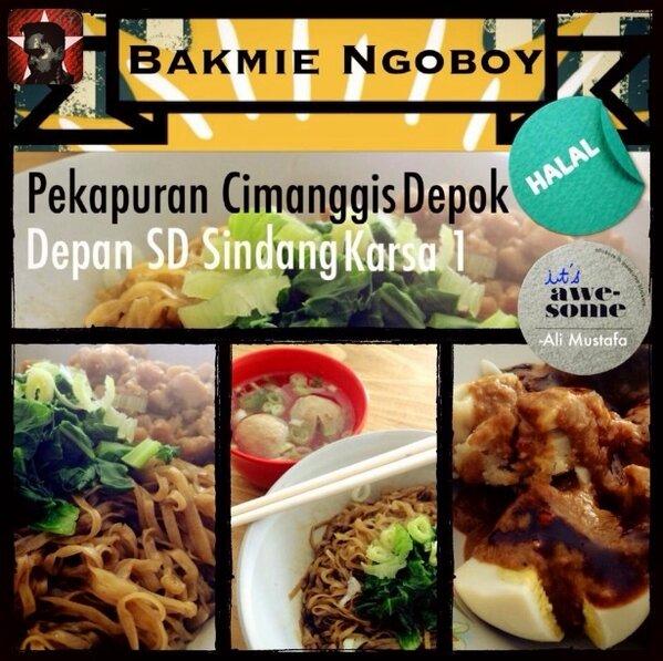Bakmie Ngoboy