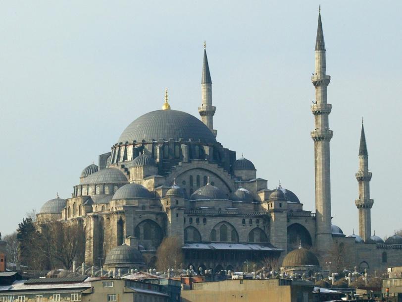 05-Suleymaniye-Mosque
