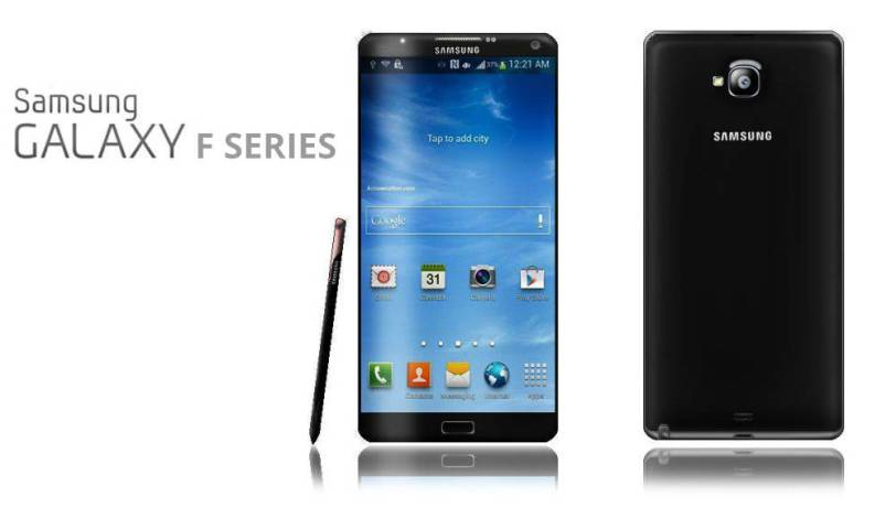 Samsung Galaxy F Series