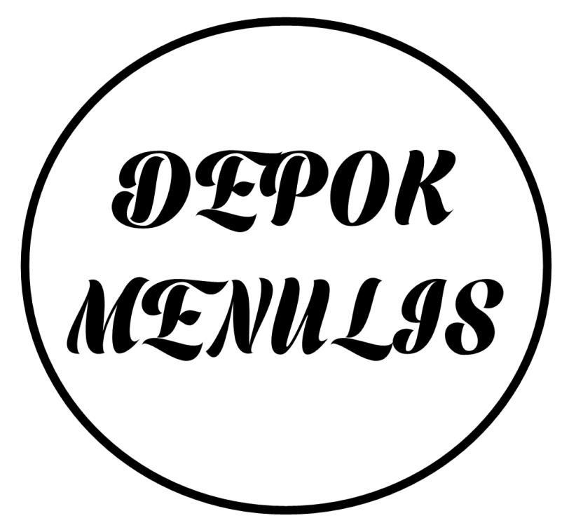 Logo Depok Menulis